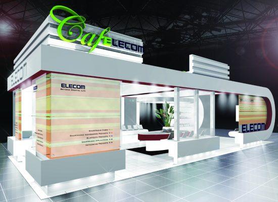 ELECOM Booth Design